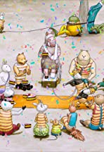 Picnic with Cake: The Tale of a Brave Little Fox
