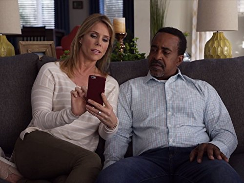 Tim Meadows and Cheryl Hines in Son of Zorn (2016)