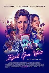 Elizabeth Olsen, Wyatt Russell, Aubrey Plaza, Billy Magnussen, Pom Klementieff, and O'Shea Jackson Jr. in Ingrid Goes West (2017)