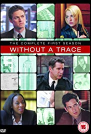 Without a Trace Season 1: The Motive Poster