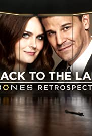 Back to the Lab: A Bones Retrospective Poster