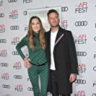 Elizabeth Chambers and Armie Hammer at an event for On the Basis of Sex (2018)