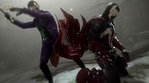Mortal Kombat 11: Aftermath: Joker Character Breakdown