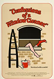Confessions of a Window Cleaner Poster