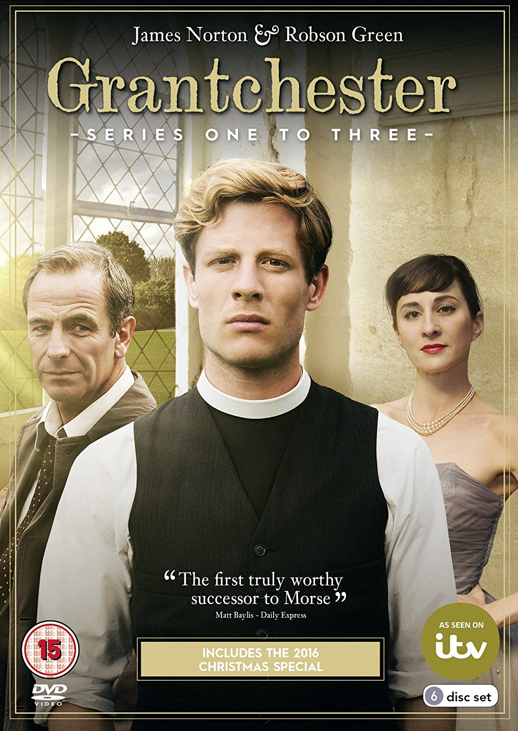 Grantchester (TV Series 2014– ) - IMDb