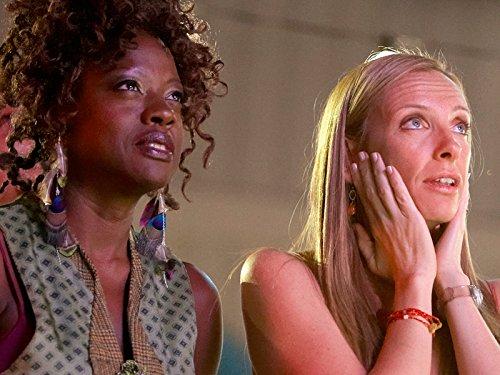 Toni Collette and Viola Davis in United States of Tara (2009)
