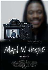 Man in Hoodie Poster