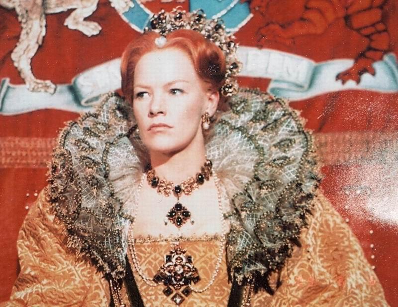 Glenda Jackson in Mary, Queen of Scots (1971)