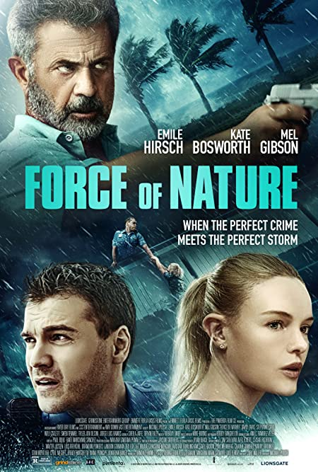 Force of Nature (2020) English Blu-Ray – 480P | 720P – x264 –  850MB – Download