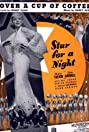 Star for a Night (1936) Poster