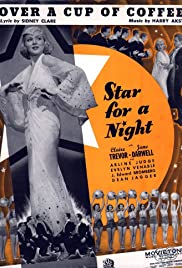 Star for a Night Poster