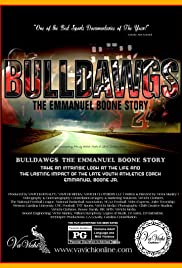 Bulldawgs: The Emmanuel Boone Story Poster