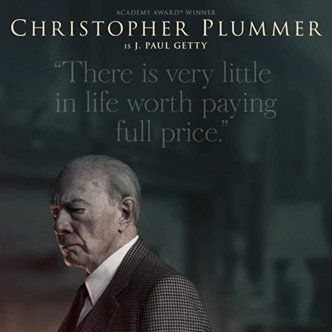 Christopher Plummer in All the Money in the World (2017)