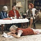 Lily Broberg, Gerda Gilboe, Tove Maës, and Elin Reimer in Sidste akt (1987)