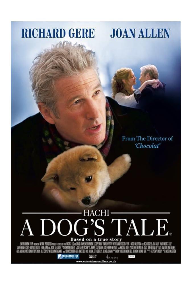 Hachi: A Dog's Tale(2009)