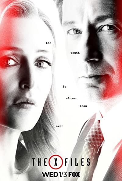 The X-Files Season 8 COMPLETE DVDRip & Bluray 720p