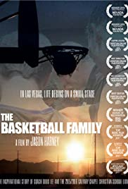 The Basketball Family Poster