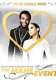 Gucci Mane and Keyshia Ka'Oir: The Mane Event Poster
