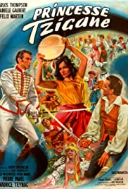 The Gypsy Baron Poster