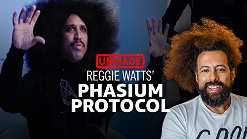 "Reggie Watts' ""Phasium Protocol"""