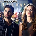 Max Ehrich and Mackenzie Lintz in Under the Dome (2013)