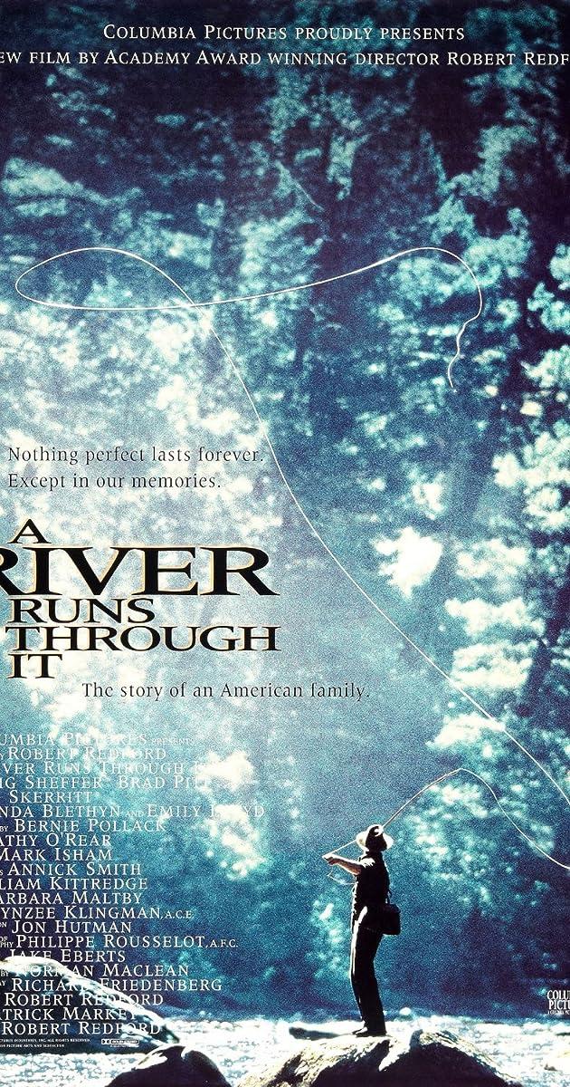 Subtitle of A River Runs Through It