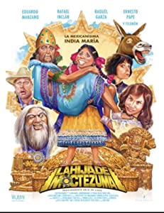 Good comedy movie to watch 2017 La hija de Moctezuma Mexico [hddvd]