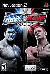 Primary photo for WWE SmackDown! vs. RAW 2006