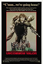 Uncommon Valor (1983) Poster - Movie Forum, Cast, Reviews