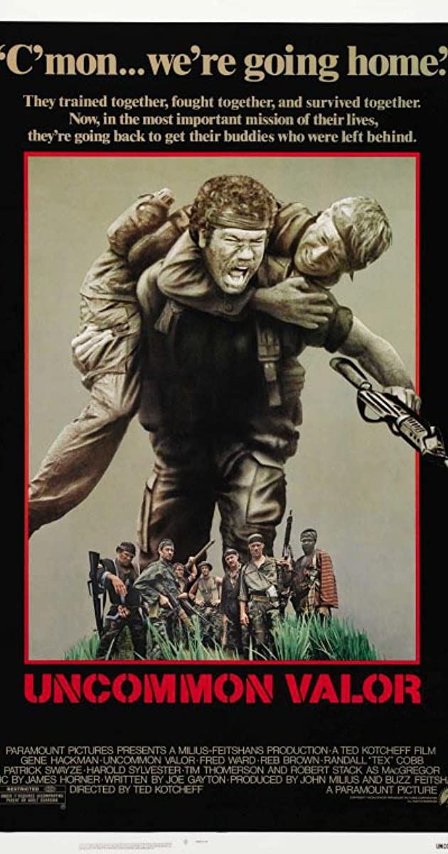 red dawn 1984 download