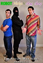 Robot, Ninja & Gay Guy