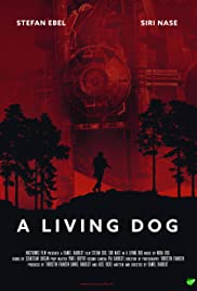 A Living Dog Poster