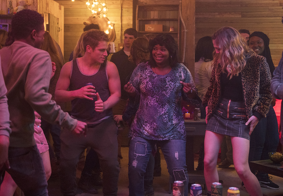 Octavia Spencer, Dante Brown, McKaley Miller, and Gianni Paolo in Ma (2019)