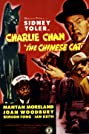 Charlie Chan in The Chinese Cat (1944) Poster