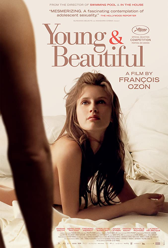 18+ Young & Beautiful (2013) Dual Audio Hindi 300MB BluRay 480p Download