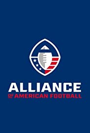 Alliance of American Football Poster