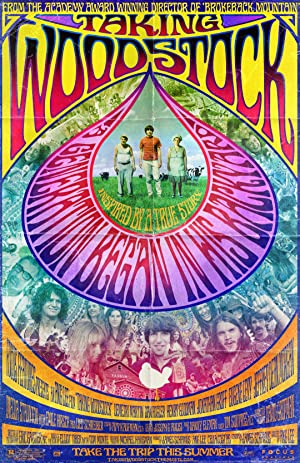 Where to stream Taking Woodstock
