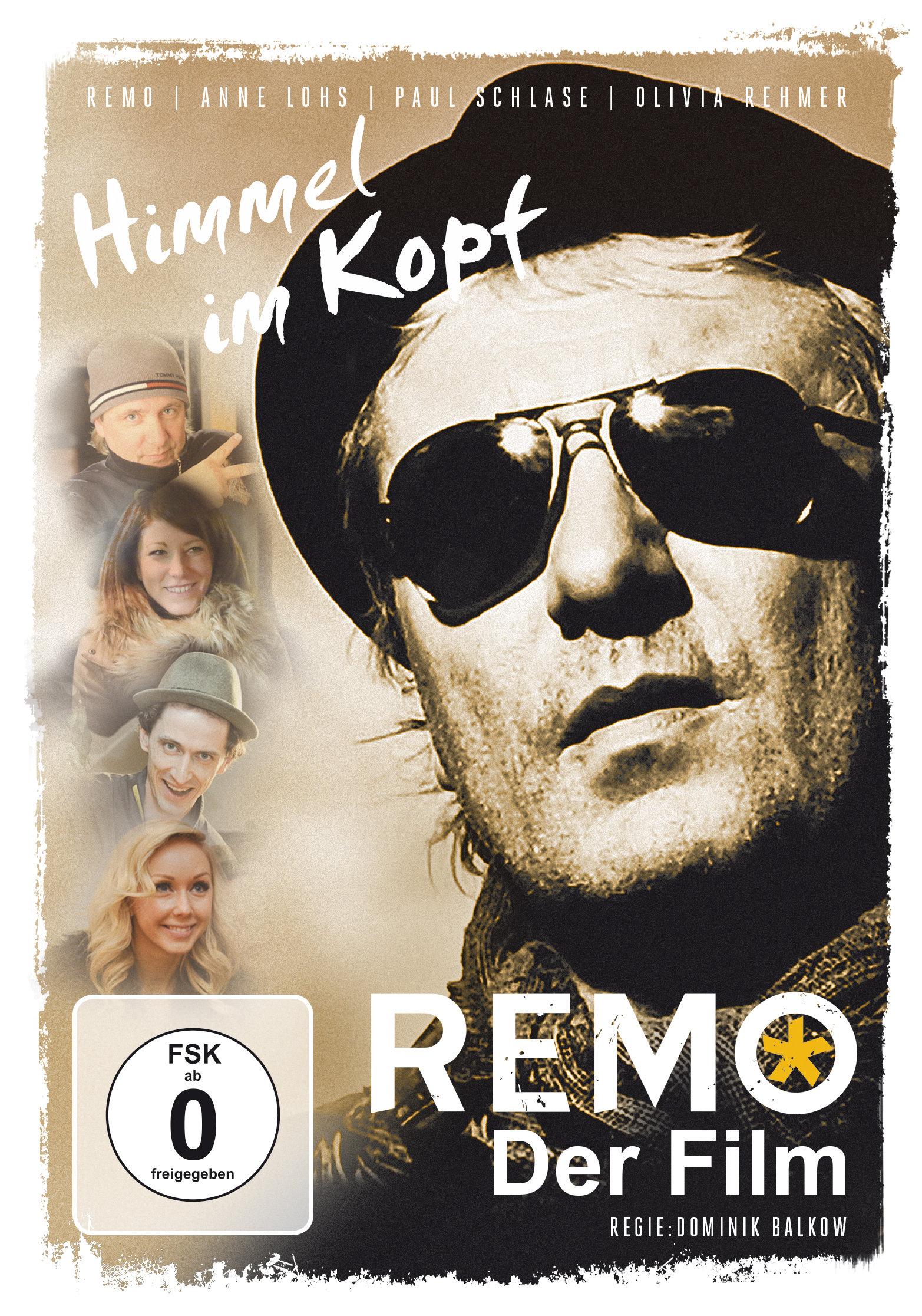 Himmel im Kopf - Remo: Der Film (Video 2014) - IMDb