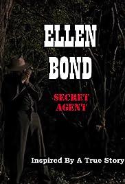 Ellen Bond Secret Agent Poster