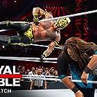 Rey Mysterio and Savelina Fanene in WWE Royal Rumble (2019)