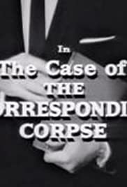 The Case of the Corresponding Corpse Poster