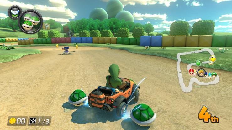 Mario Kart 8: Deluxe (Video Game 2017) - Photo Gallery - IMDb