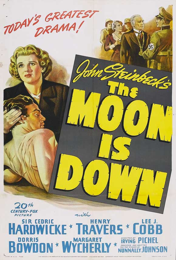 Dorris Bowdon in The Moon Is Down (1943)
