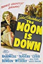 The Moon Is Down (1943) Poster