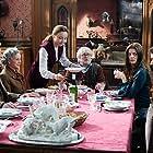 Annie Cordy, André Dussollier, Catherine Frot, Chiara Mastroianni, Melvil Poupaud, and Claude Rich in Le crime est notre affaire (2008)
