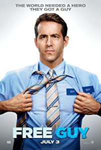 Ryan Reynolds in Free Guy (2020)