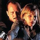 Milla Jovovich and Stellan Skarsgård in No Good Deed (2002)