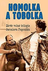 Marie Motlová and Josef Sebánek in Homolka a tobolka (1972)