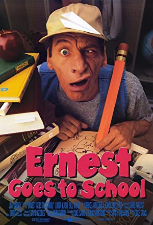 Where to stream Ernest Goes to School