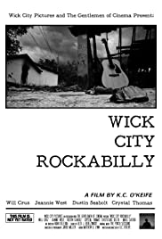 Wick City Rockabilly Poster
